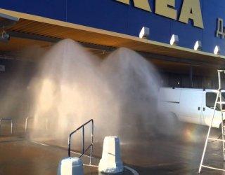 Испытание системы автоматического водяного (газового, порошкового, пенного, тонкораспыленного) пожаротушения.