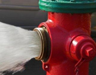 Испытание пожарных гидрантов системы наружного противопожарного водопровода на водоотдачу и проверка технического состояния.